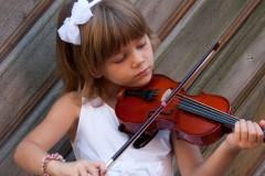solveiga mikelsone, foto, bērni, mūzika, meitenes, vijole, modeļi