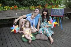 Albertu ģimene