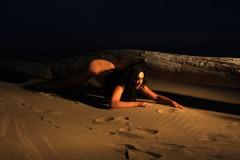 solveiga mikelsone, foto, modeļi, akti, saullēkts, ķermeņa līnijas, skaistums, jūra